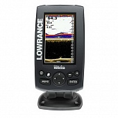 Эхолот Lowrance Hook-4x Mid/High/DownScan™   83/200+455/800 кГц